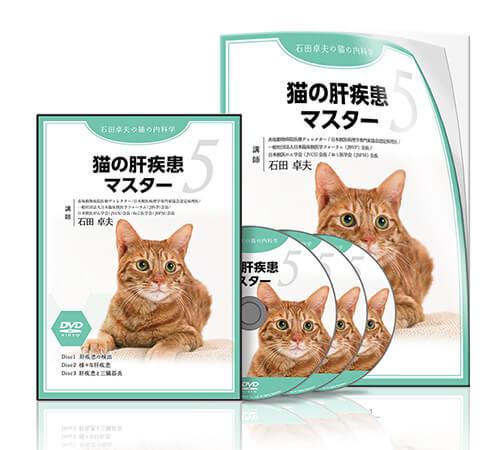 猫の肝疾患マスター
