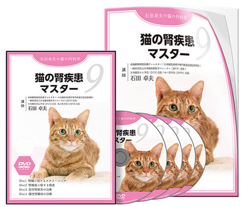 猫の腎疾患マスター